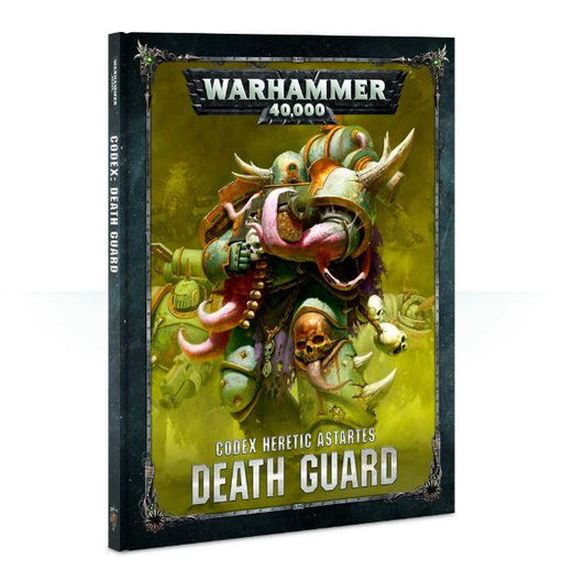 Warhammer 40,000 Codex Heretic Astartes Death Guard (43-03-60) - Pastime Sports & Games