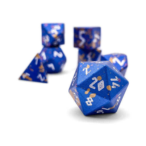 Norse Foundry 7pc RPG Wondrous Dice Set Demon Queen - Pastime Sports & Games