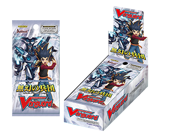 Vanguard Infinite Phantom Legion Booster - Pastime Sports & Games