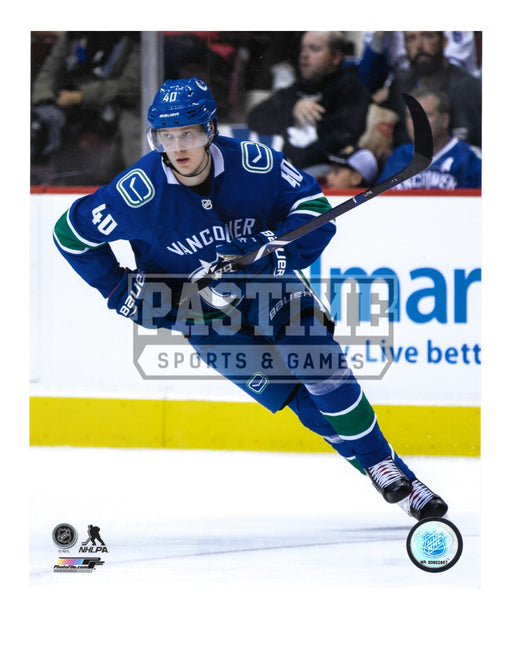 Elias Pettersson 8X10 Vancouver Canucks Home Jersey (Skating) - Pastime Sports & Games