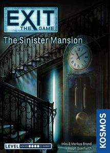 Exit The Sinister Mansion - Pastime Sports & Games