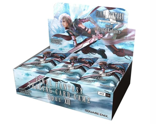 Final Fantasy Opus XIII (13) Crystal Radiance Booster