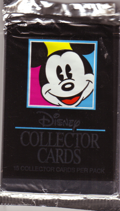 Disney Collectors Cards - Pastime Sports & Games