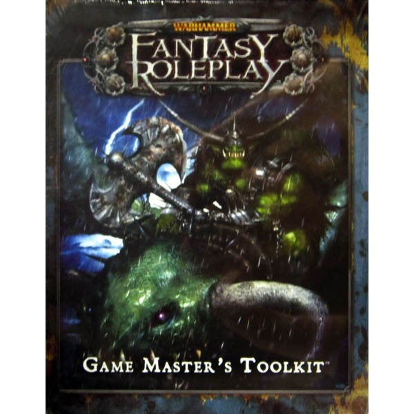 Warhammer Fantasy Roleplay Game Master's Toolkit - Pastime Sports & Games
