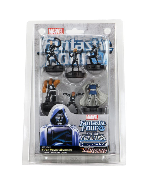 Heroclix Marvel Fantastic Four Future Foundation Fast Forces - Pastime Sports & Games