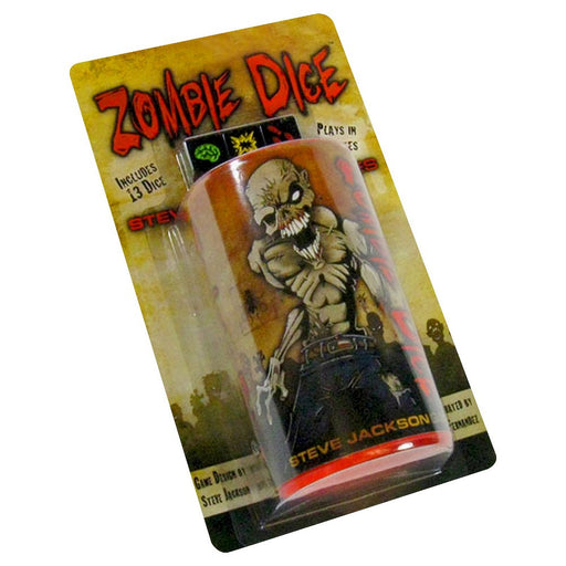 Zombie Dice - Pastime Sports & Games