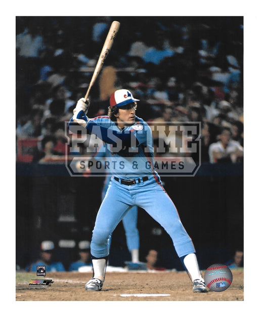 Gary Carter 8X10 Montreal Expos (At Bat) - Pastime Sports & Games
