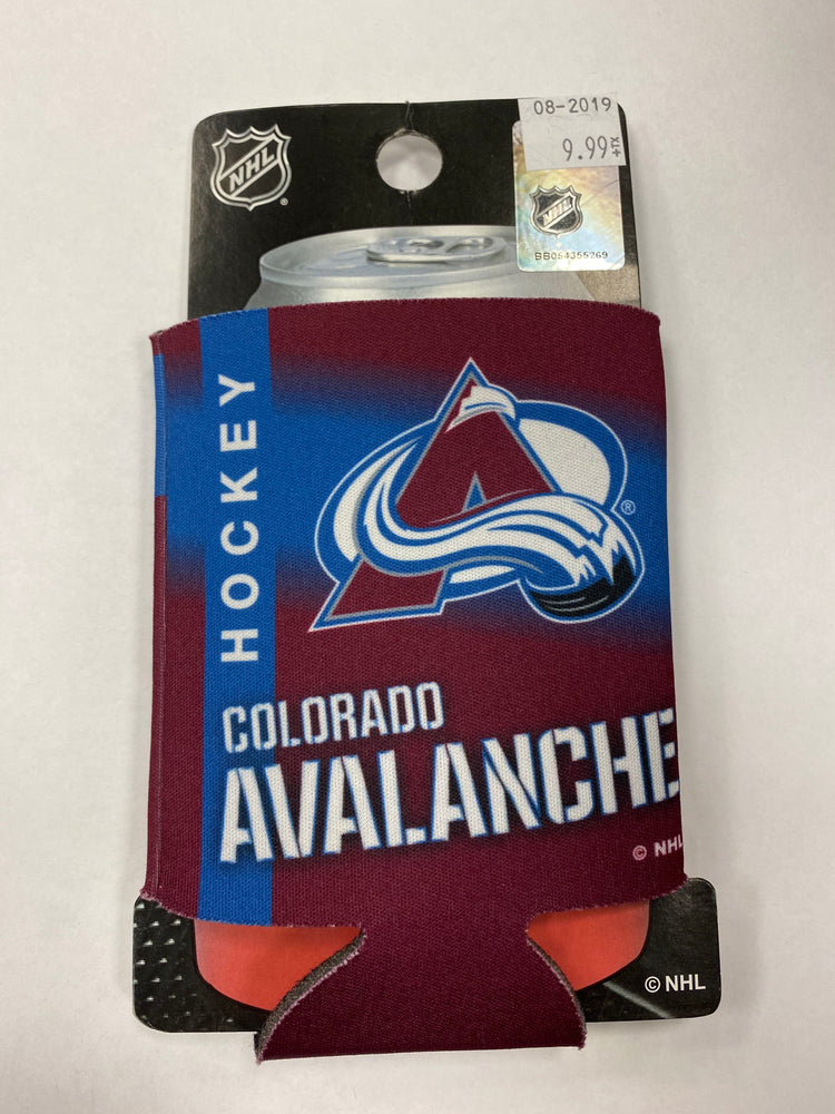 Kolder Colorado Avalanche Can Koozie - Pastime Sports & Games