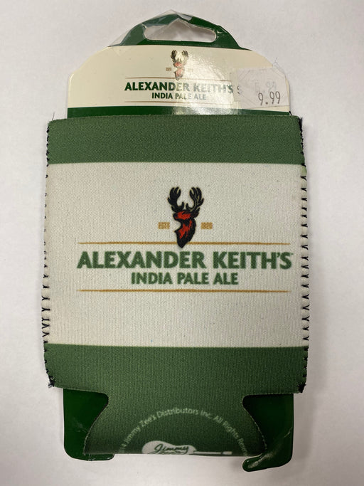 Alexander Keith's India Pale Ale Can Koozie - Pastime Sports & Games