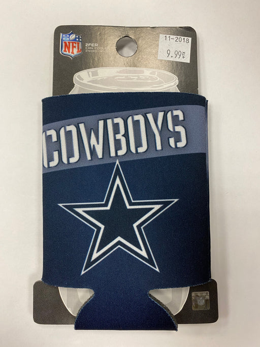 Dallas Cowboys Can Koozie - Pastime Sports & Games