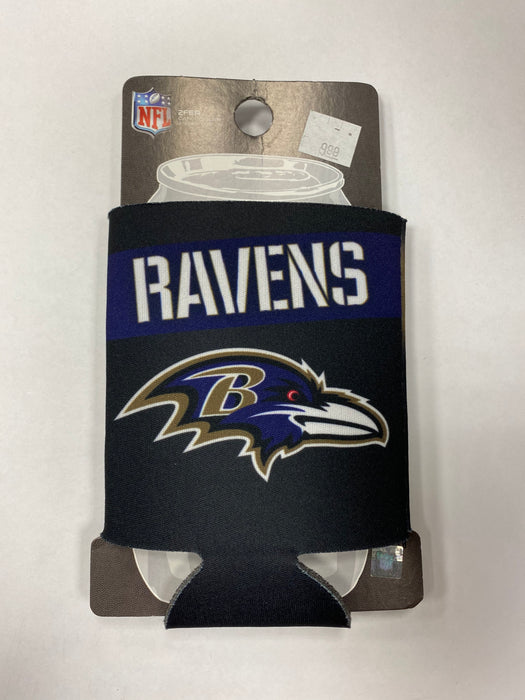 Baltimore Ravens Can Koozie - Pastime Sports & Games