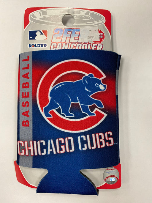 Chicago Cubs Can Koozie - Pastime Sports & Games