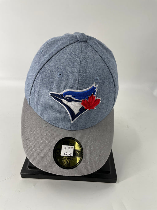 MLB Toronto Blue Jays Light Blue And Gray Hat - Pastime Sports & Games