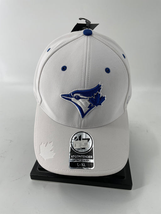 MLB Toronto Maple Leafs White Hat - Pastime Sports & Games