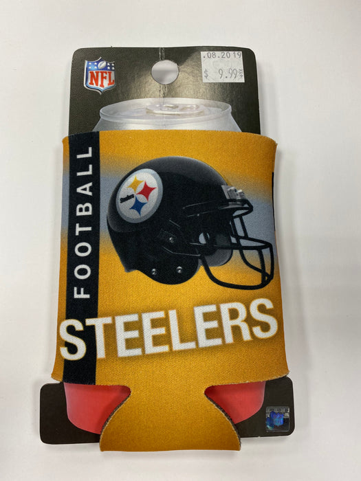 Pittsburgh Steelers Can Koozie - Pastime Sports & Games
