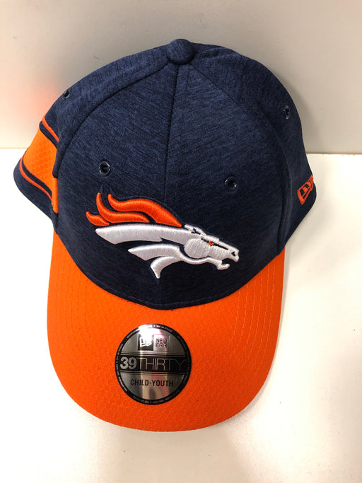 NFL Denver Broncos Blue And Orange Hat Child-Youth - Pastime Sports & Games