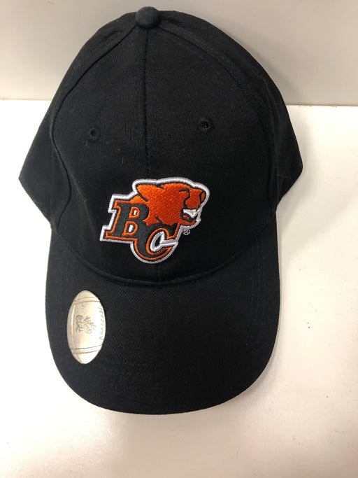 CFL BC Lions Black Hat And Bottle Opener Osfa - Pastime Sports & Games