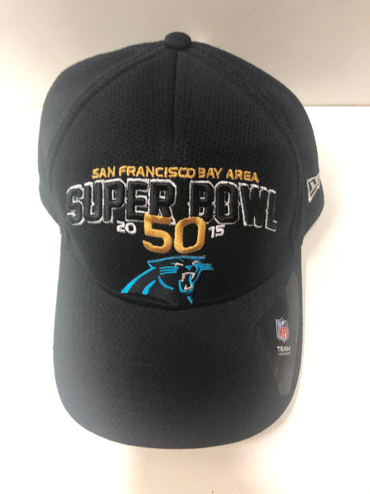 NFL Super Bowl 2015 Carolina Panthers Hat - Pastime Sports & Games