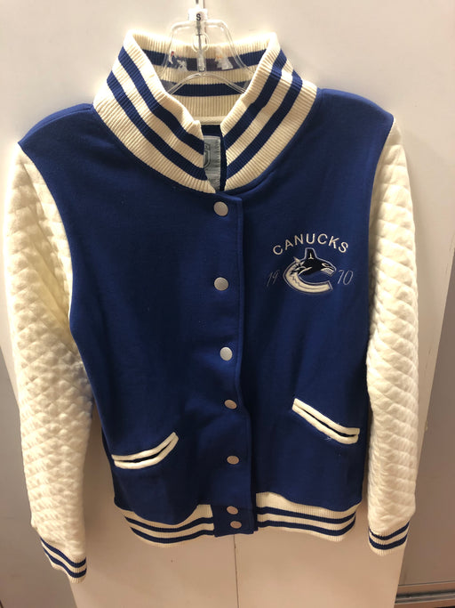 NHL Vancouver Canucks Womens Jacket - Pastime Sports & Games
