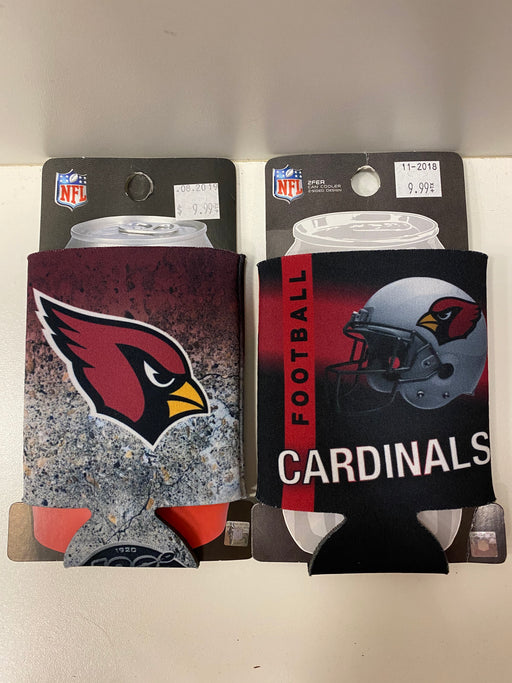 Arizona Cardinals Can Koozie - Pastime Sports & Games