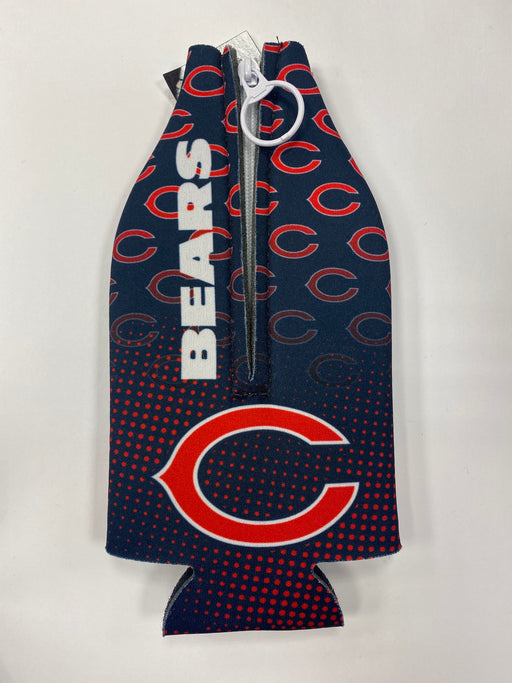 Chicago Bears Bottle Koozie - Pastime Sports & Games
