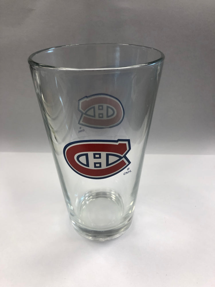 NHL Montreal Canadians Drinking Glass - Pastime Sports & Games