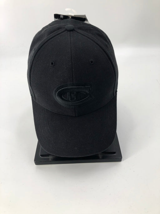 Montreal Canadiens Black Hat - Pastime Sports & Games
