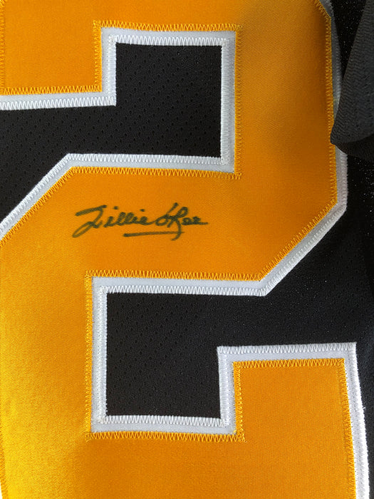 Willie O'Ree Autographed Boston Bruins Home Jersey CCM Vintage - Pastime Sports & Games