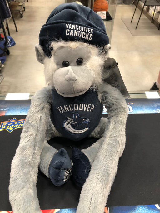 Vancouver Canucks Blue Monkey - Pastime Sports & Games