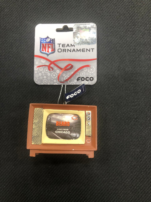Chicago Bears Retro T.V. Ornament