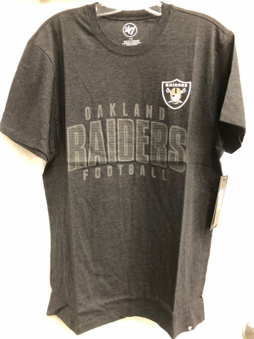 NFL Oakland Raiders Small Logo T-Shirt - Pastime Sports & Games