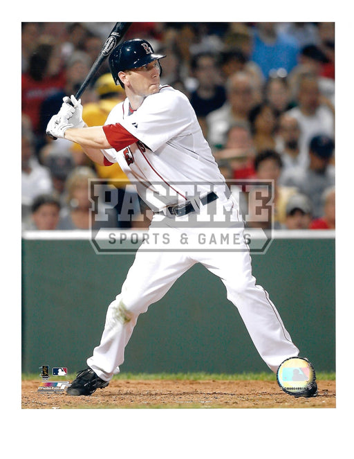 Jason Bay 8X10 Boston Red Socks (At Bat) - Pastime Sports & Games