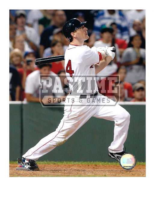 Jason Bay 8X10 Boston Red Socks (Swinging Bat Pose 2) - Pastime Sports & Games