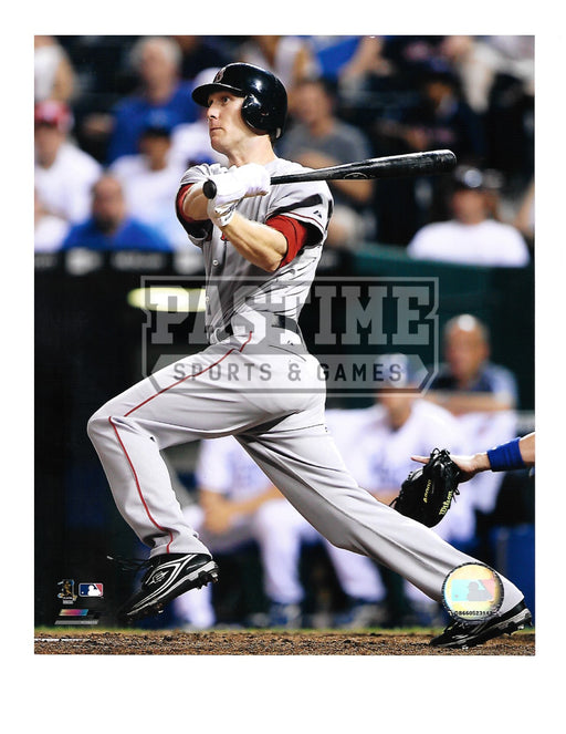 Jason Bay 8X10 Boston Red Socks (Swinging Bat Pose 1) - Pastime Sports & Games