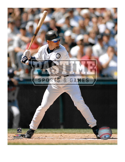 Jay Buhner 8X10 Seattle Mariners (At Bat) - Pastime Sports & Games