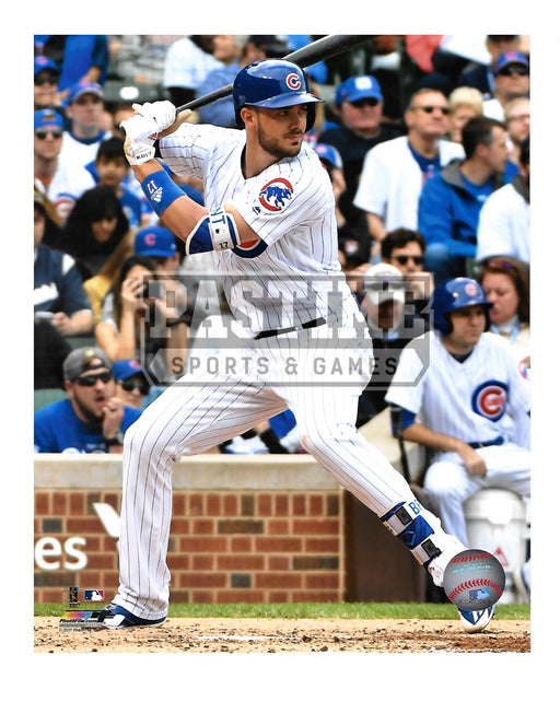Kris Bryant 8X10 Chicago Cubs (Batting) - Pastime Sports & Games