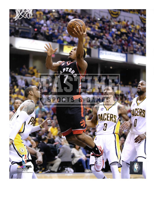 Kyle Lowry 8X10 Toronto Raptors (Shooting) - Pastime Sports & Games