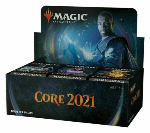 Magic The Gathering Core 2021 Booster - Pastime Sports & Games