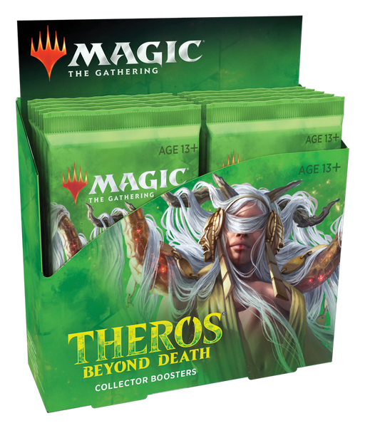 Magic the Gathering Theros Beyond Death Collector Booster - Pastime Sports & Games