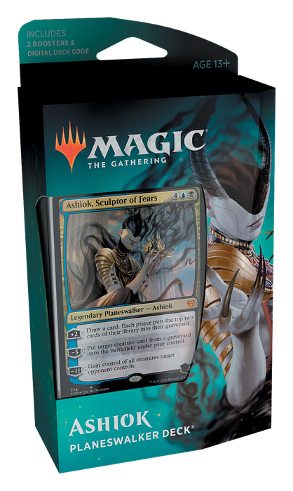 Magic The Gathering Theros Beyond Death Planeswalker Deck - Pastime Sports & Games
