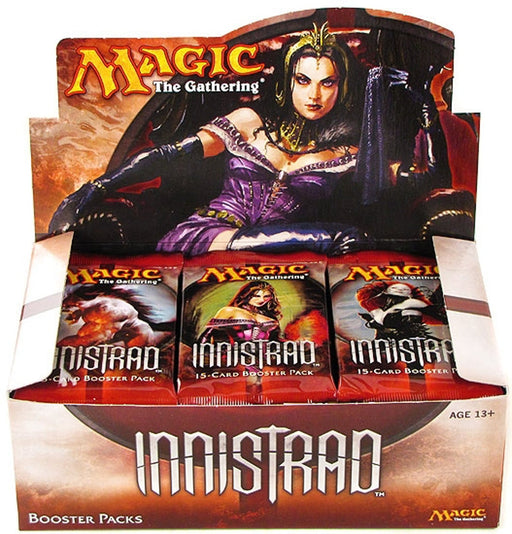 Magic The Gathering Innistrad Booster - Pastime Sports & Games