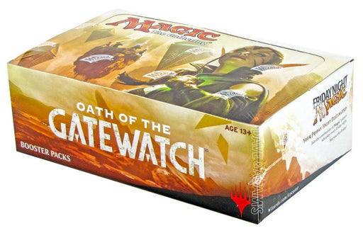Magic The Gathering Oath Of The Gatewatch Booster - Pastime Sports & Games