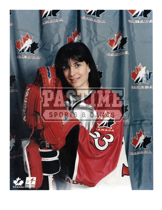 Manon Rheame 8X10 Team Canada (Pose) - Pastime Sports & Games