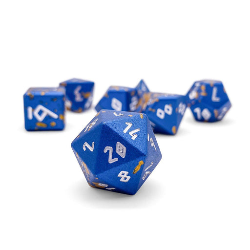 Norse Foundry 7pc RPG Wondrous Dice Set The Mimic - Pastime Sports & Games