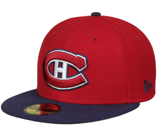 Montreal Canadiens Hockey Team Patcher 950 Hat (Red New Era)