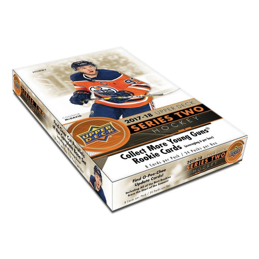 2017/18 Upper Deck Series Two Hockey Hobby - Pastime Sports & Games