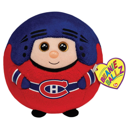 Ty Beanie Ballz Montreal Canadiens - Pastime Sports & Games