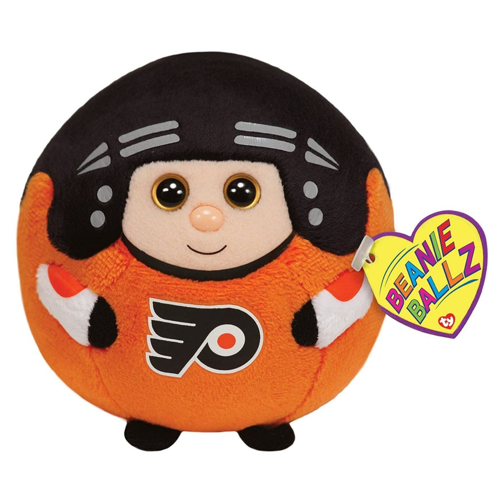 Ty Beanie Ballz Philadelphia Flyers - Pastime Sports & Games