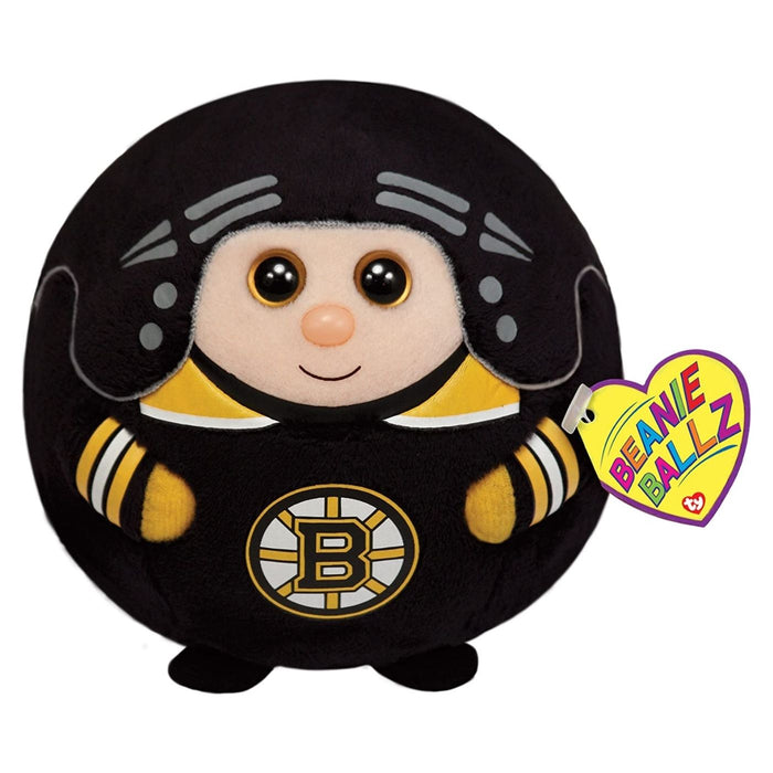 Ty Beanie Ballz Boston Bruins - Pastime Sports & Games