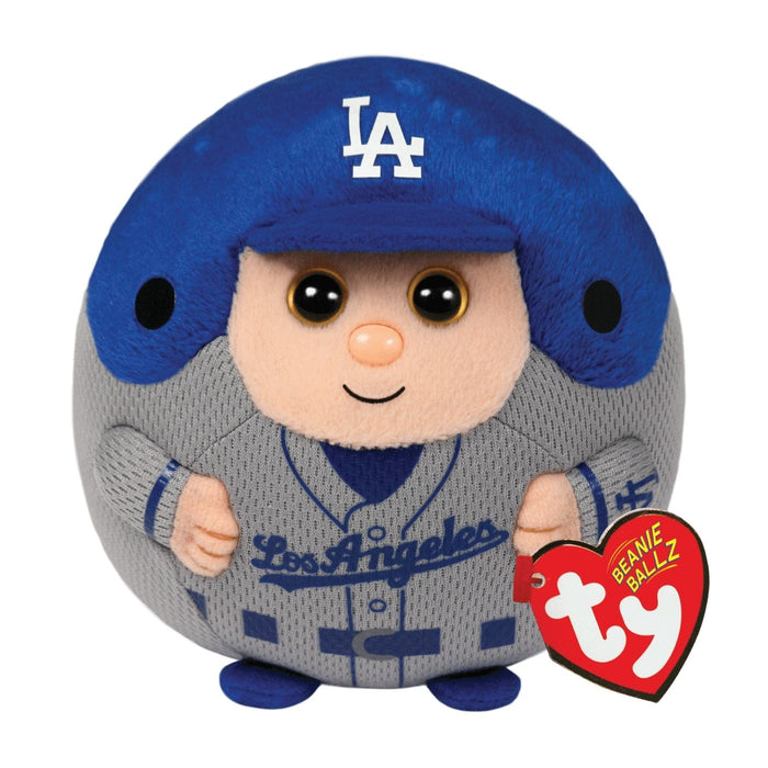 Ty Beanie Ballz Los Angeles Dodgers - Pastime Sports & Games